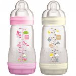 Lot de 2 biberons anti-colique Easy Start débit 2 260ml